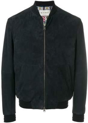 Etro classic bomber jacket