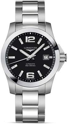 Longines Conquest Watch, 39mm