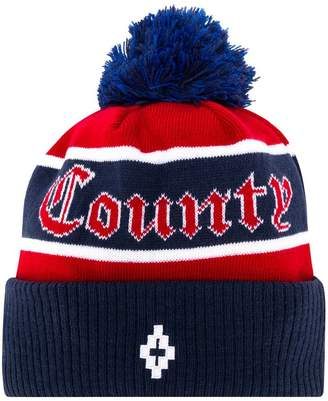 Marcelo Burlon County of Milan County knit hat
