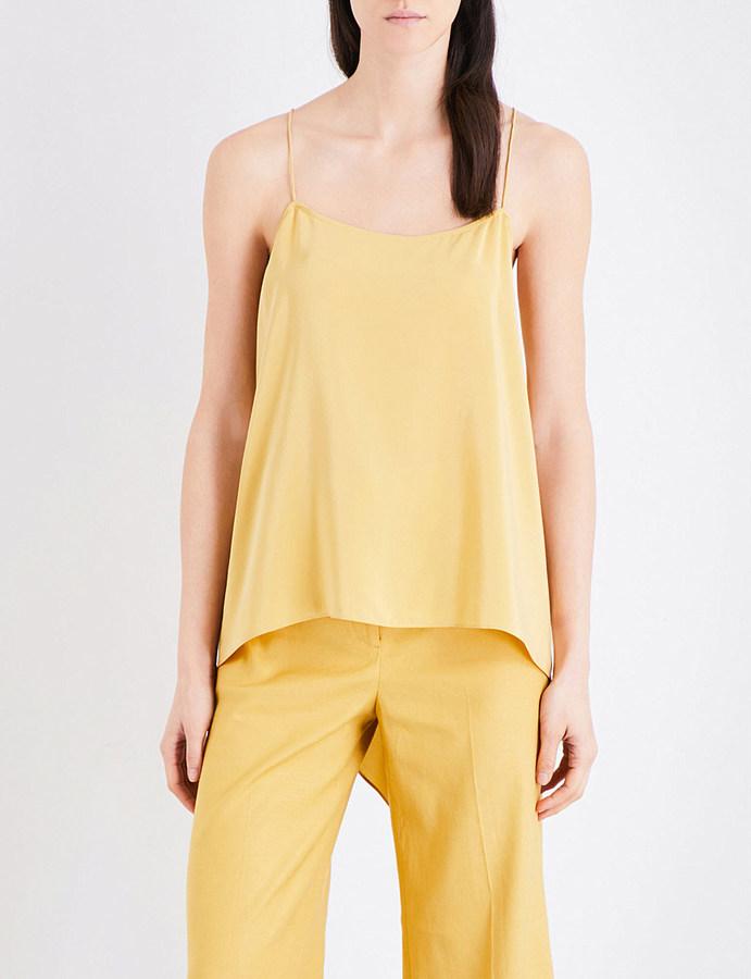 TheoryTheory Vanissa summer-silk camisole