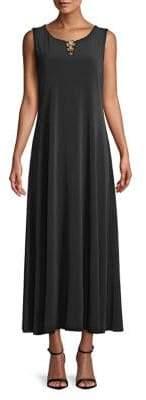 Calvin Klein Sleeveless Maxi Dress