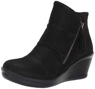 Skechers Women's Rumblers Ankle Boots, (Black Blk), 5 (38 EU)