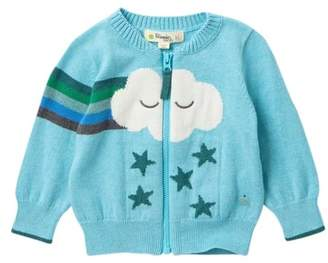 Bonnie Mob Rainbow Cloud Cardigan (Baby)