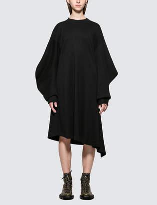 Aalto Sculptural Jersey Dress