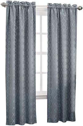 Sun Zero Sun ZeroTM Dion Rod-Pocket Thermal Room-Darkening Curtain Panel