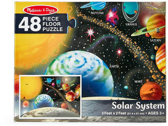 Melissa & Doug 48-Piece Solar System Floor Puzzle
