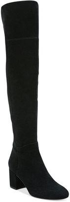 Franco Sarto Kerri Over-The-Knee Boots $199 thestylecure.com