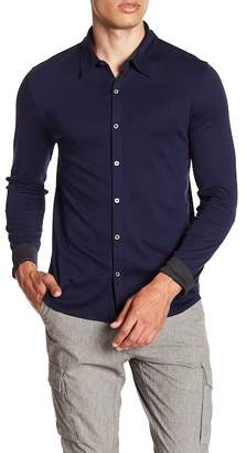 Zachary Prell Greenhorn Knit Shirt