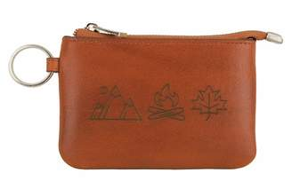 Most Wanted Design by Carlos Souza Seasons of Fall Leather Wallet