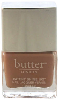 Butter London 0.4 Oz Shop Girl Patent Shine 10X Nail Lacquer