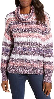 Caslon Oversize Cowl Neck Sweater