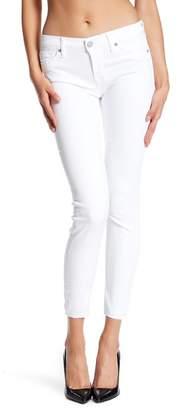 Hudson Krista Raw Hem Ankle Jeans