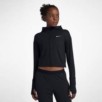Nike Element Women's Full-Zip Running Hoodie