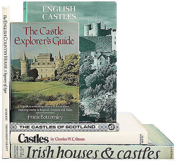 British Isles: Castles & Estates