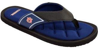 NCAA Georgia Men's Padded Thong Sandals