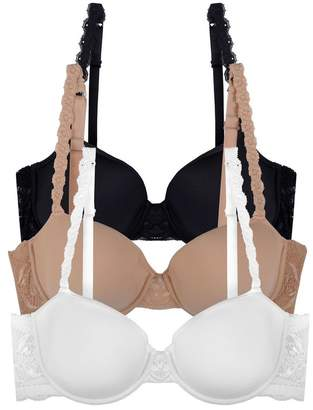 Cosabella Never Say Never Comfie Contour Bra Basic Pack