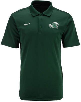 Nike Men's Tulane Green Wave Varsity Team Logo Polo