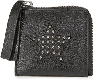 McQ - Alexander McQueen Solstice Zip Wallet $250 thestylecure.com