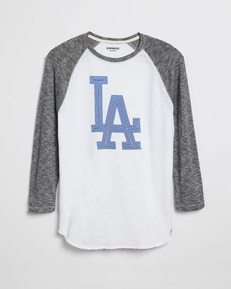 Express Los Angeles Dodgers Baseball Tee