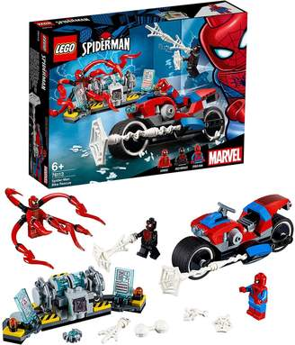 Lego Super Heroes Super Heroes 76113Spider-Man Bike Rescue