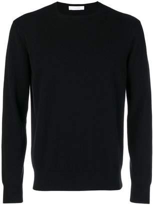 Cruciani cashmere crew neck sweater