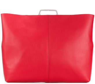MM6 MAISON MARGIELA square tote bag