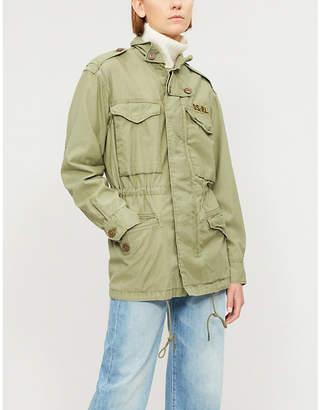 Polo Ralph Lauren Military cotton-twill jacket