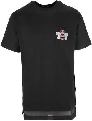 Christian Dior Embellished Bee T-shirt