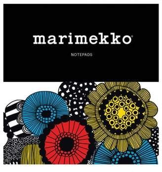 Chronicle Books 2-Pack Marimekko Notepads