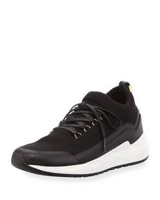 Buscemi Men's Run 1 Wool Trainer Sneakers