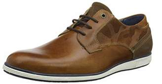 Dune Men's Belugo Derbys, Brown Tan-Leather, (45 EU)