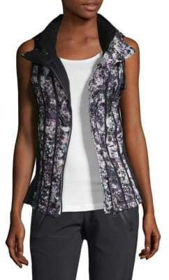 Blanc Noir Tempest Packable Down Vest