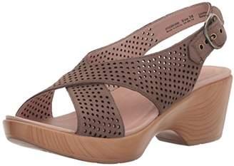 Dansko Women's Jacinda Flat Sandal