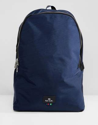 Paul Smith (ポール スミス) - PS Paul Smith Nylon Backpack In Navy