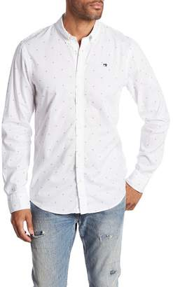 Scotch & Soda Classic Oxford Relaxed Fit Shirt