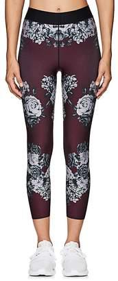Ultracor Women's Floral-Print Sprinter Leggings