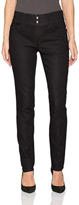 Lee Indigo Women's Pull on Waist Smoother Skinny Jean