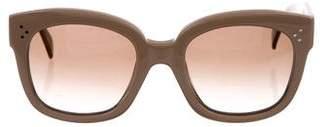 Celine Gradient Oversized Sunglasses