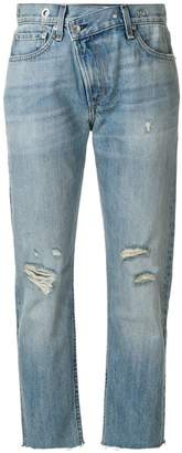 Rag & Bone Jean Wicked cropped jeans