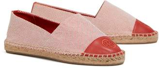 Color-Block Canvas Espadrille