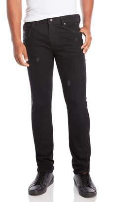 Diesel Thavar Distressed Slim Fit Jeans