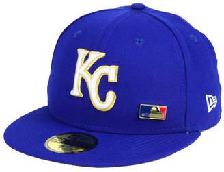 New Era Kansas City Royals Metal Man 59FIFTY Cap