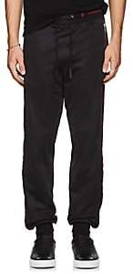 Givenchy Men's Striped Jersey Track Pants - Black