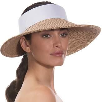 Eric Javits Women's Luxury Headwear Squishee Halo Hat