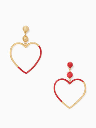 Kate Spade my precious asymmetrical earrings
