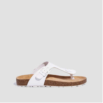 Joe Fresh Kid Girls' Cork Footbed Thong Sandal