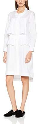 Peter Jensen Women's Frill Front Dress,(Manufacturer Size: Small)