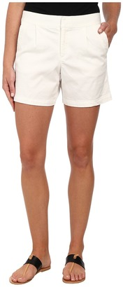 Dockers Misses Pleated Front Shorts $44 thestylecure.com