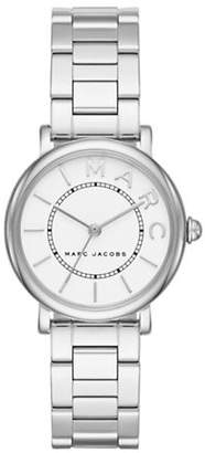 Marc Jacobs Analog Roxy Stainless Steel Bracelet Watch