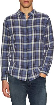 Neuw Denim Men's Bob Plaid Shirt